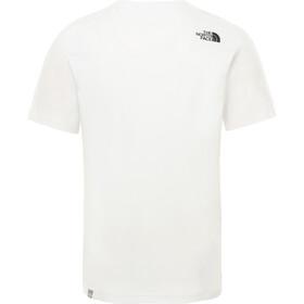 The North Face Graphic Camiseta Manga Corta Hombre, tnf white/tnf white